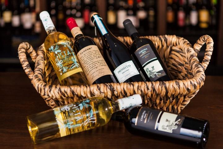 Italiaanse high wine
