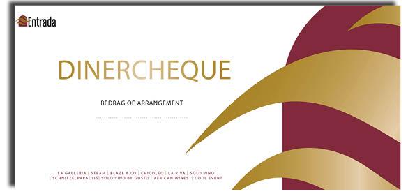 Dinercheque Solo Vino by Gusto Plein Den Haag